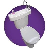 WiCi Concept, le kit lave-mains adaptable sur tout WC, avec rénovation du réservoir !