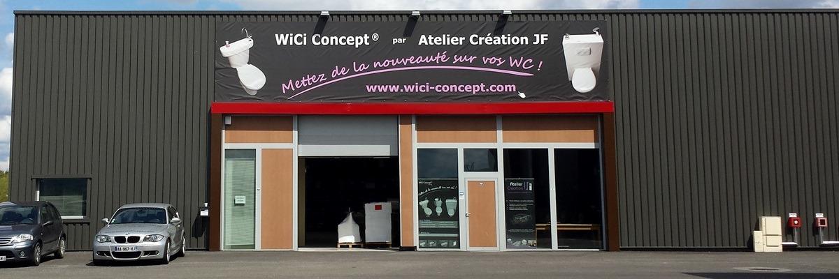 Bâtiment WiCi Concept