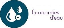 Avantage économies d'eau